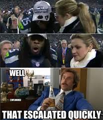 Sherman Meme - richard sherman memes meet the seahawk broncos fans want peyton