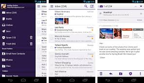 yahoo app for android yahoo mail android droid