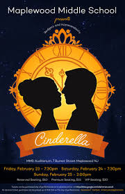 s day m m s maplewood middle school presents cinderella feb 23 24 25 the