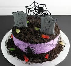 graveyard cake video tutorial simplysweetsbyhoneybee com