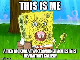 Spongebob Meme Face - spongebob reaction meme by thebluev3 on deviantart