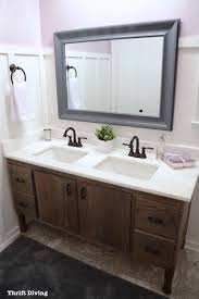 charming diy bathroom cabinet 59 free diy bathroom vanity plans