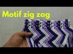 cara akhir membuat tas dari tali kur tutorial pembuatan tas macrame motif silang bintang youtube