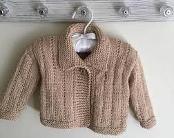 organic baby sweater etsy