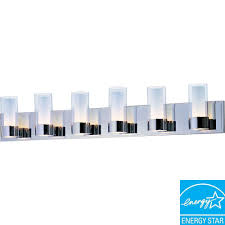 6 light bathroom vanity lighting fixture cintinel com