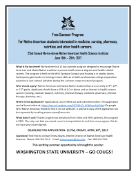 Washington travel careers images Job postings and student opportunities pnw cosmos jpg