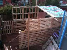 How To Build A Shed Out Of Wooden Pallets by The Pallet Workshop Shed Youtube