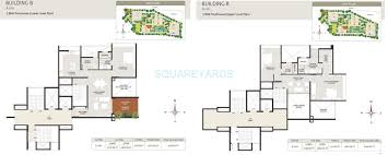 1300 sq ft apartment floor plan 2 bhk 1300 sq ft apartment for sale in marvel albero at rs