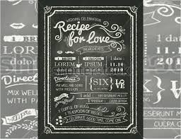 chalkboard wedding program template chalkboard invitation template 45 free jpg psd indesign
