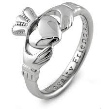 fenian ring claddagh ring