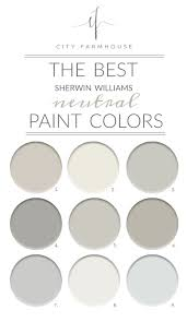 best neutral paint colors 2017 the best sherwin williams neutral paint colors
