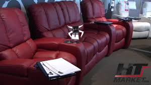 Custom Home Theater Seating Home Theater Seating Best Selling Top Rated At Htmarket Com Youtube