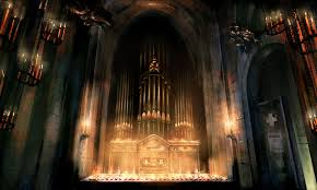 Cathedral Interior Cathedral Interior Games Artwork