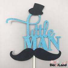 mustache cake topper baby shower cake decorations ebay