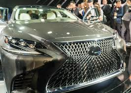 lexus ls 500 weight 2018 lexus ls gains new platform loses weight 95 octane