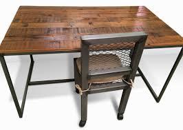industrial desk chair