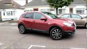 nissan qashqai 1 6 dci n tec 2012 review youtube