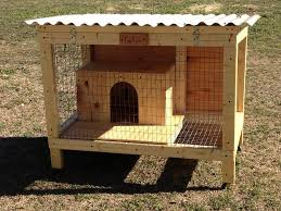 Build Your Own Rabbit Hutch Rabbit Hutches Outdoor Diy Rabbit Hutch Designs Plans U2013 Three