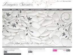 etiquettes dragã es mariage identité visuelle site e commerce dragées sucrées agence web