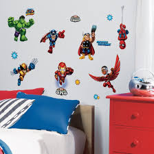 lego marvel superhero avengers spiderman children u0027s wall art