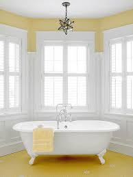 yellow tile bathroom ideas yellow bathroom decorating design ideas
