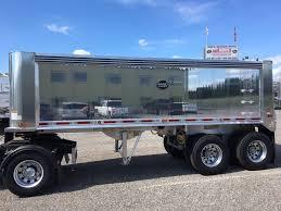 2018 mac 22ft smooth side frameless dump trailer ken u0027s truck repair