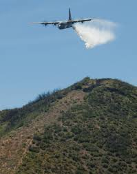 Ca Wildfire Training by 146th Airlift Wing U0027s C 130 Airtankers Prepare For Wildland Fire