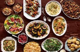 thanksgiving potluck dinner strochcc