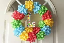 diy birthday party wreaths birthday party decor