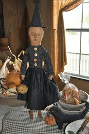 Folk Art Halloween Decorations 374 Best Schneeman Folk Art Images On Pinterest Primitive