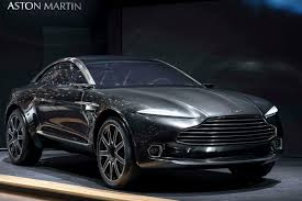 aston martin suv aston martin dbx crossover headed for 2019 launch the drive