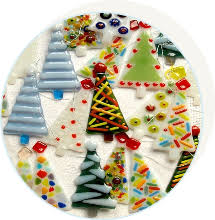 ornaments in fused glass for all ages mansfield
