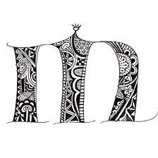 maori inspired alphabet maoriletters typography pinterest