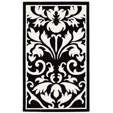 Damask Area Rug Black And White Wonderful Design Ideas Black And White Damask Rug Unique Amazing