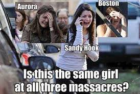 Boston Car Keys Meme - is this the same girl crisis actor conspiracy theories know your