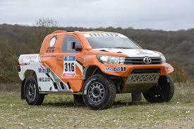 land rover dakar 2016 toyota hilux rally dakar rally galleryautomo
