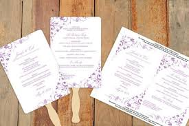 wedding program template fan microsoft wedding program template carbon materialwitness co