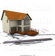 house with porch clipart 26