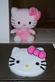 hello kitty cake a pumpkin and a princess