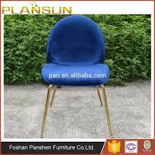 foshan dining room furniture gubi golden legs beetle chair by