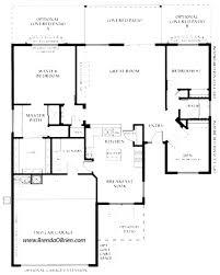 split bedroom floor plans saddlebrooke floor plan laredo model