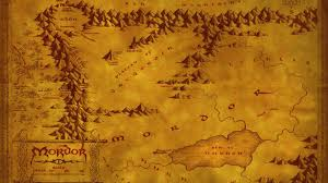 Map Middle Earth Screenheaven Middle Earth Mordor Maps Desktop And Mobile Background
