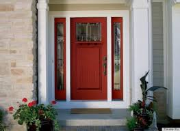 Exterior Door Color What Your Front Door Color Has To Say About Your Personality