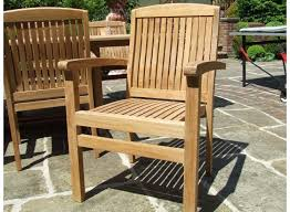 new ideas teak outdoor chairs with teak outdoor furniture the