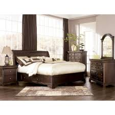 millennium beds leighton b577 king sleigh bed king from withrow