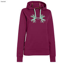 armour sweater armour womens antler pull hoodie sportsman s