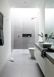 Grey Modern Bathroom 40 Modern Gray Bathroom Tiles Ideas And Pictures