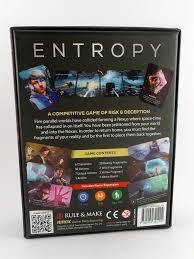 entropy u2013 thematic game of risk and deception u2013 rule u0026 make