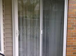panel sliding patio door with blinds2592 x blinds doors cost home