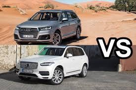 Audi Q7 Limo - 2016 audi q7 vs 2016 volvo xc90 design youtube